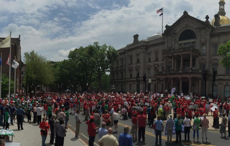 NJ Educators United for statewide remote school opening!