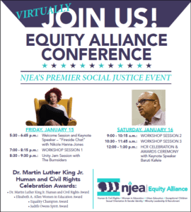 NJEA Equity Alliance Conference